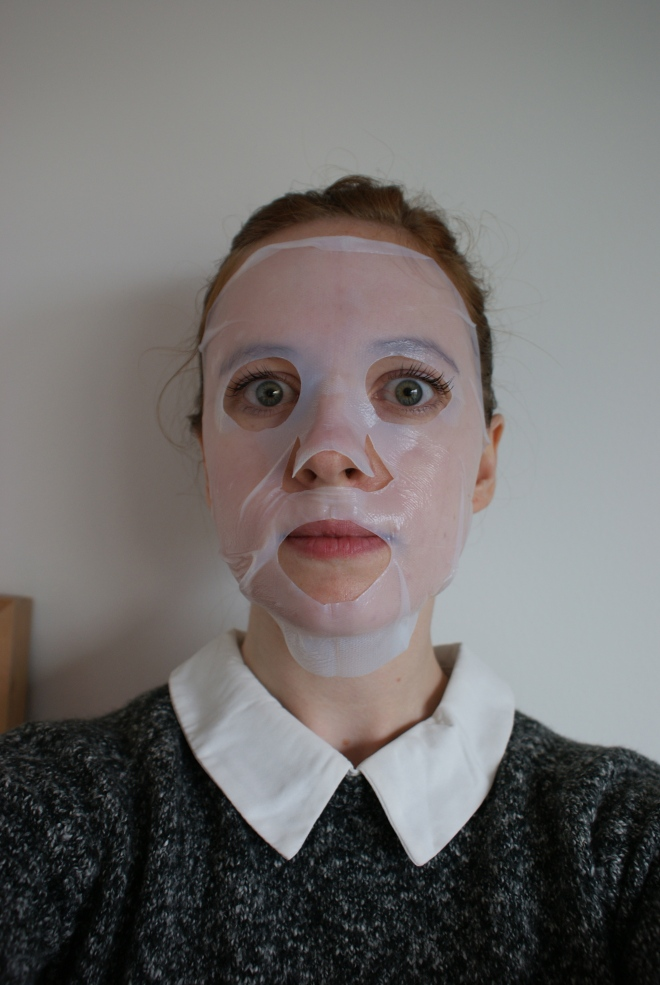 sheet mask review