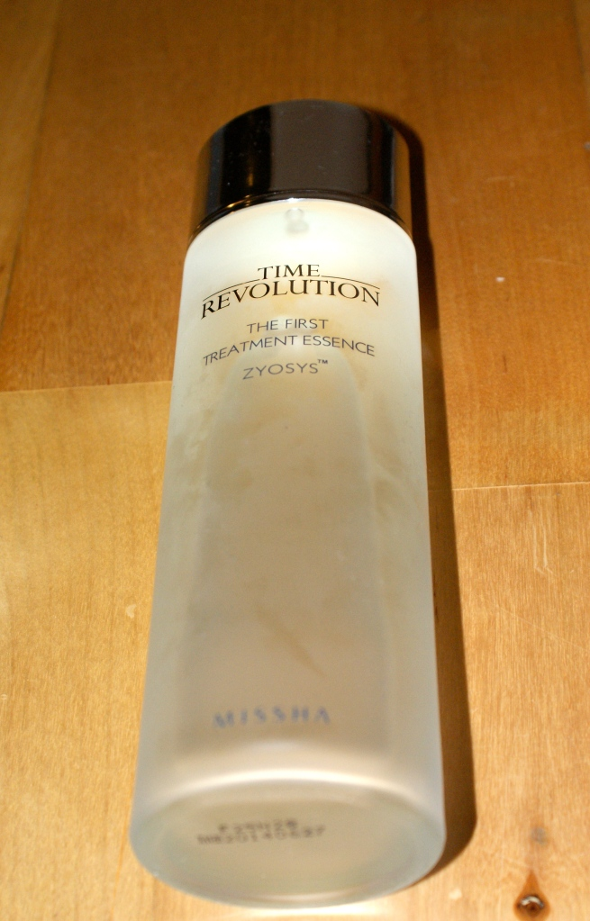 missha treatment essence korean skincare